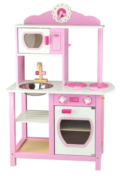 Cheap Wooden Childrens Kitchens by Childrens Wooden Kitchen Set Top Size Of Play