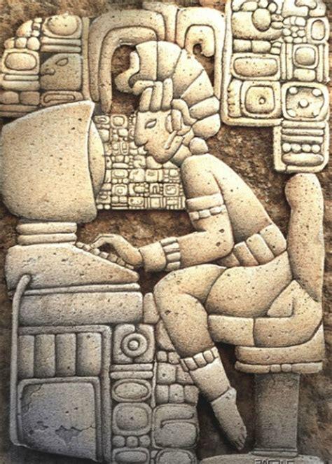 Aztec Calendar Hadron Collider Alta Tecnolog 237 A Azteca El Cyberpunk De Racrufi