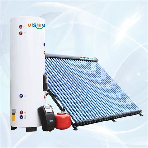 Pipa Untuk Water Heater split heat pipe pressurized solar water heater vs h