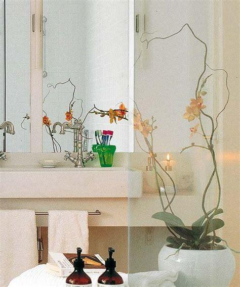 Badezimmer Asiatisch Dekorieren by Dekoration Mit Orchideen 14 Exklusive Erfrischende Ideen
