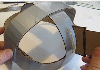 How To Make A Viking Hat Out Of Paper - how to make a and easy viking helmet