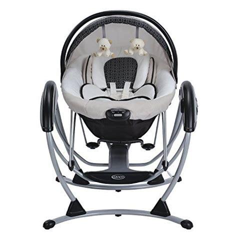 graco glider elite swing 17 best ideas about baby swings on pinterest baby diy