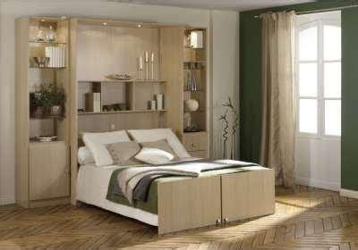 bureau 騁ag鑽e conforama lit avec meuble fabrication d un lit escamotable