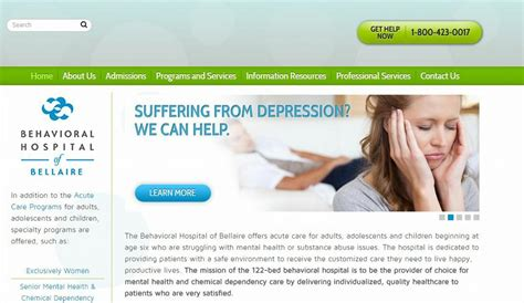 Bellaire Detox Wellness pictures for behavioral hospital of bellaire in houston