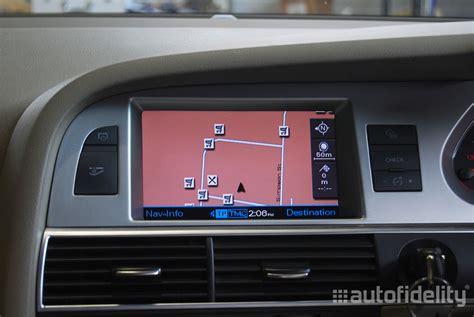 audi q7 navigation system 2g mmi dvd based satellite navigation system for audi q7