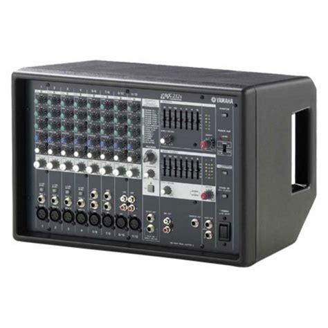 Power Mixer Yamaha Emx yamaha emx212s professional powered mixer lifier