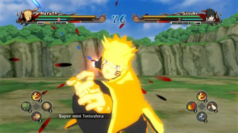 mod game naruto revolution naruto ashura path at naruto ultimate ninja storm