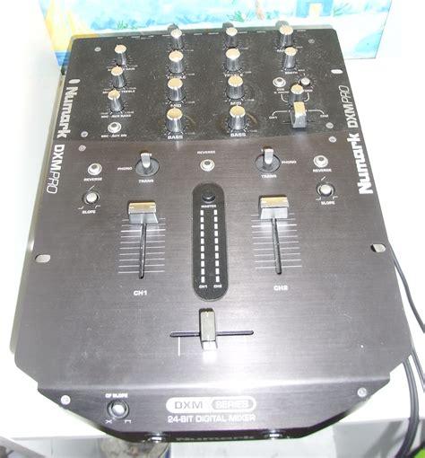 marche console dj achat occasion numark dxm pro basse normandie audiofanzine