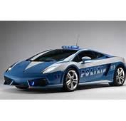 2009 Lamborghini Gallardo LP560 Police Car Wallpapers  HD