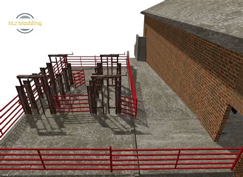 Cowhide Ls cow shed fs17 farming simulator 17 mod fs 2017 mod