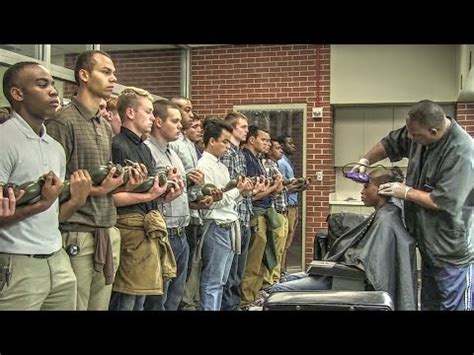 marine corps slang for long hair marine corps boot c hair tutorial youtube the best boys