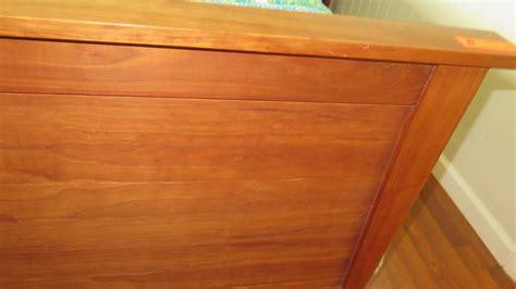 bed black cherry wood bed frame mckinnon prairie