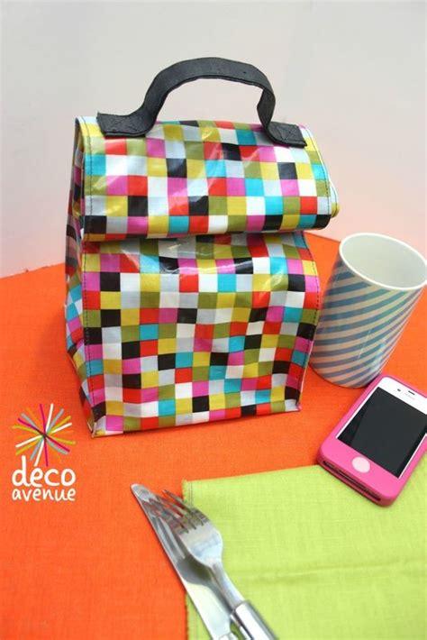 sac isotherme cingaz 5709 tuto d une lunch box pour apporter votre d 233 jeuner au