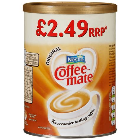 Nestle Coffee Mate nestle original coffee mate instant coffee drinks