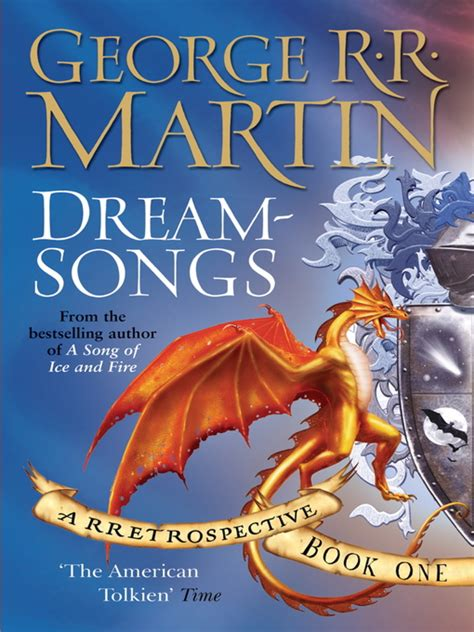 Dreamsongs Volume I dreamsongs volumen i 191 c 243 mo comenz 243 george r r martin