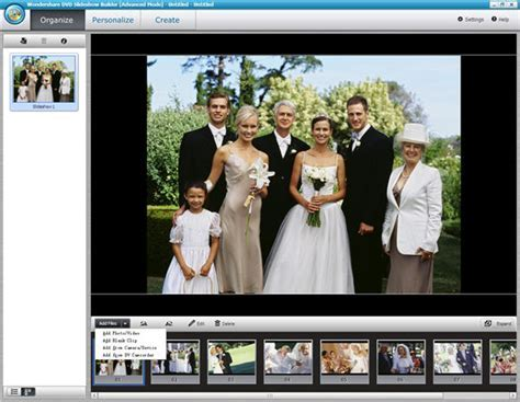 How to Make a Wedding Slideshow   Best Wedding Slideshow Maker