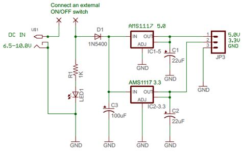 10x Ams 1117 5 0 Regulator 5 Volt electronic components fans multi purpose dual power