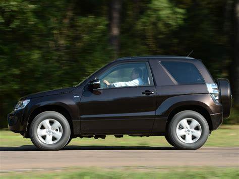 3 Door Suzuki Suzuki Grand Vitara 3 Door 2012 Pr