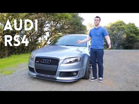 2007 audi rs4 review 2007 audi rs4 review the best sports sedan of all time