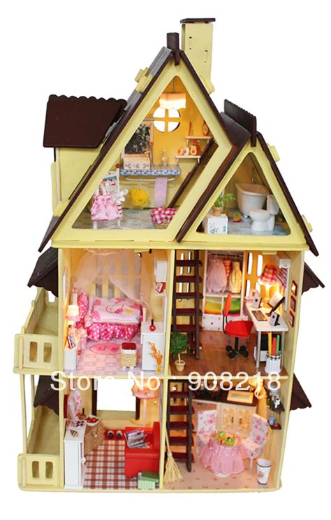 Sell Handmade Crafts Free - diy wooden doll house diy crafts lovely handmade