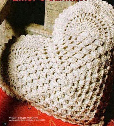 free crochet pattern heart pillow crochet heart shaped pillow crochet kingdom