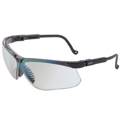 uvex genesis safety glasses sct reflect 50 lens uvex