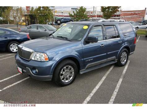 2003 lincoln navigator 4x4 2003 lincoln navigator luxury 4x4 in medium wedgewood blue