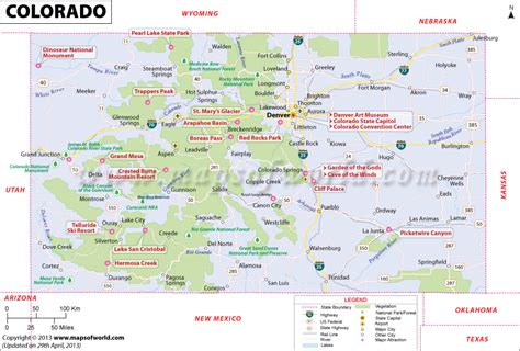 colorado map with cities map of colorado usa maps the o jays
