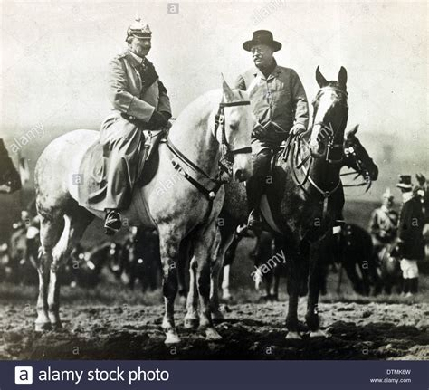 that famous photo of teddy roosevelt riding a moose is fake theodore roosevelt riding on horseback with kaiser wilhelm