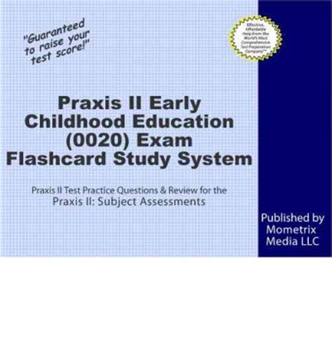Early Childhood Education Questions Praxis Ii Early Childhood Education 0020 Flashcard