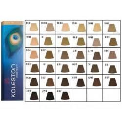koleston color chart wella koleston hair colour shade chart om hair