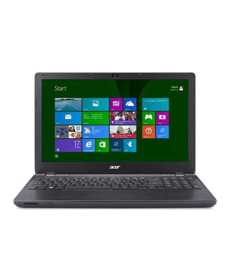 Ram 2gb Ddr2 Laptop Acer acer aspire e5 511 nx mnysi 007 laptop intel pentium 2gb ram 500gb hdd 39 62cm 15 6
