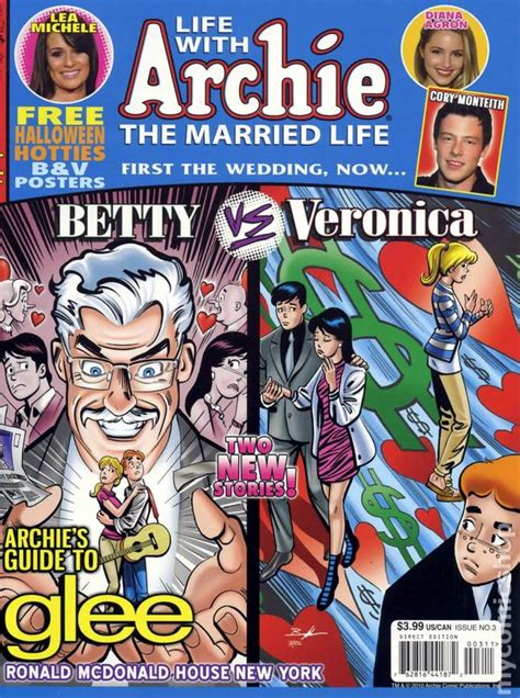 biography comic book life with archie 2010 comic books