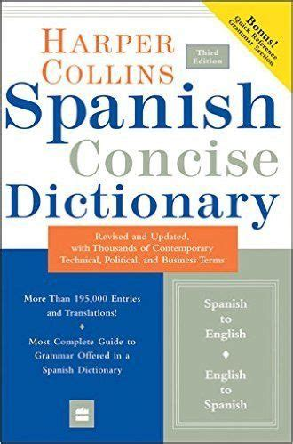 libro collins spanish dictionary complete 52 best images about spanish language on english spanish and learn spanish