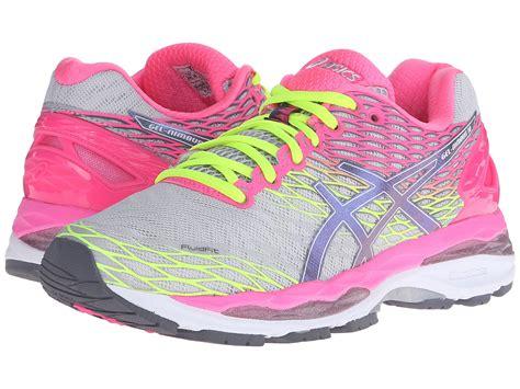 asics running shoes supination asics gel nimbus 174 18 lyst