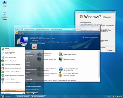 link tema gratis tema de windows seven para windows xp cambia tus iconos y