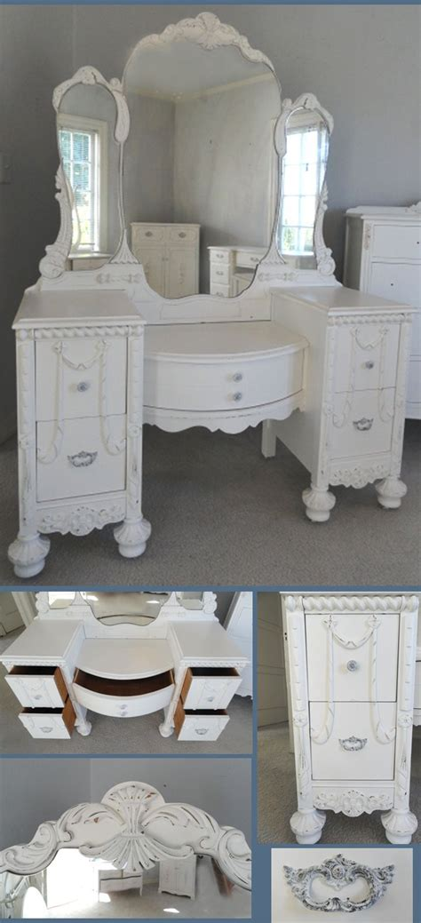Bedroom Vanity Antique White by Antique White Bedroom Vanity Antique Furniture