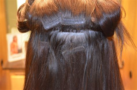 hair do with sew in weave with a part in the middle how to sew in virgin hair