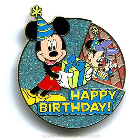 happy birthday mickey mouse design your wdw store disney mickey mouse pin baseball player