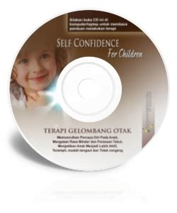 Terapi Gelombang Otak Percaya Diri self confidence for children cd terapi gelombang otak