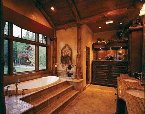 log cabin bathroom dreamin cabin fever on pinterest log homes kitchen