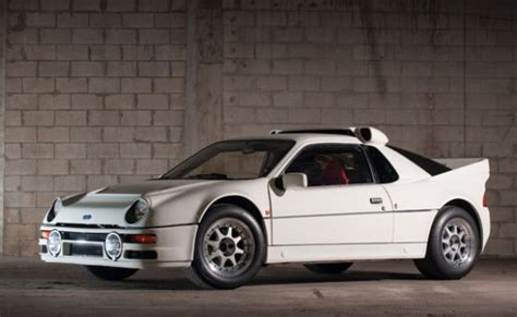 ford rs200 for sale in the usa 1986 ford rs200 evo bring a trailer