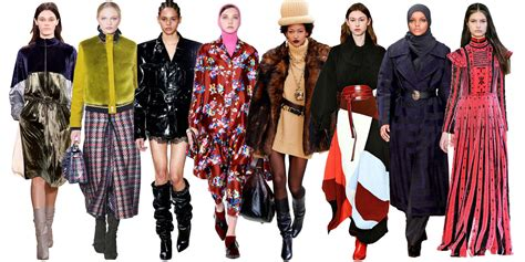 latest trends fall 2017 fashion trends guide to fall 2017 styles and