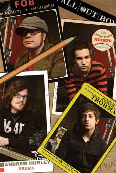 fall out boy cards fall out boy posters fall out boy cards poster pp30743