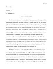 Purple Hibiscus Essay purple hibiscus clift dr charles lewis 1101 september 9 2007 the purple