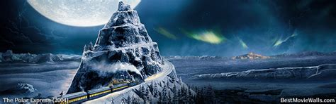 christmas wallpaper polar express polar express wallpaper wallpapersafari