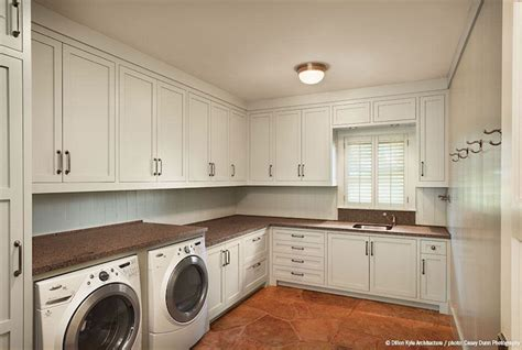 Kitchen Wall Covering Ideas cork countertops cottage laundry room dillon kyle