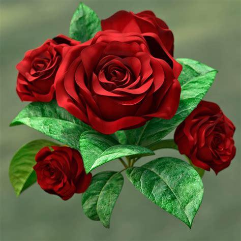imagenes de rosas en movimiento 3d imagenes rosas 3d imagui