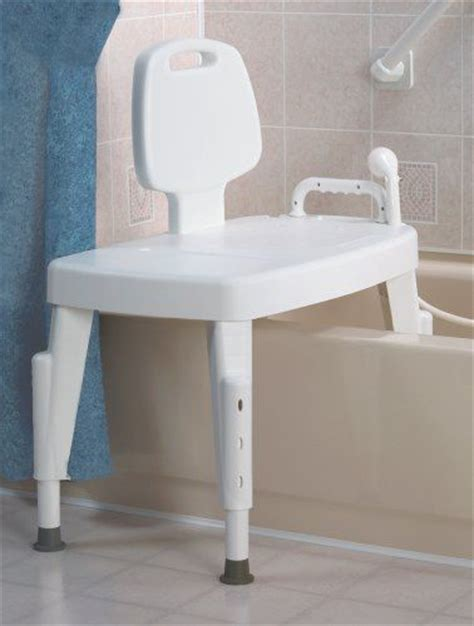 plastic shower bench plastic transfer bench healthcare supply pros