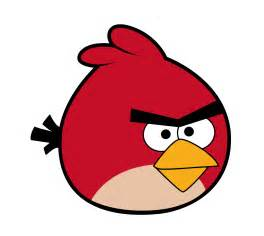 angry bird templates clipart best